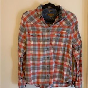 Tops - Jacks girlfriend flannel size medium